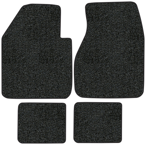 1967-1973 Chrysler Imperial LeBaron Floor Mats - 4pc - Loop