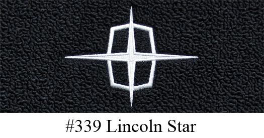 1961 1969 Lincoln Continental Floor Mats 4pc Loop