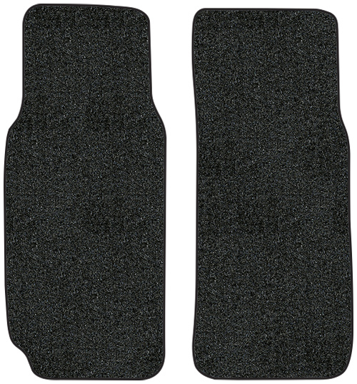 1964-1979 MG Midget Floor Mats - 2pc - Cutpile