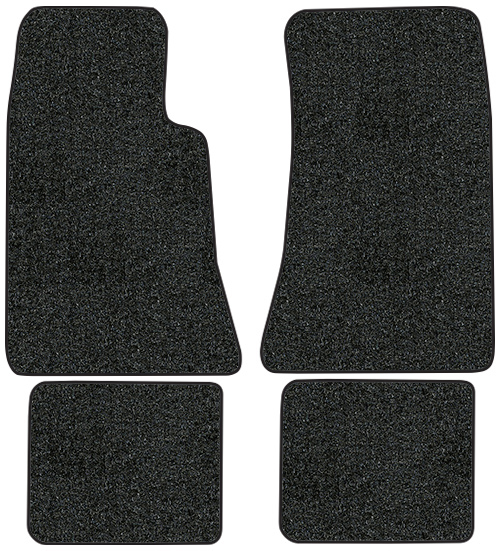 1971-1975 Toyota Celica Floor Mats - 4pc - Loop