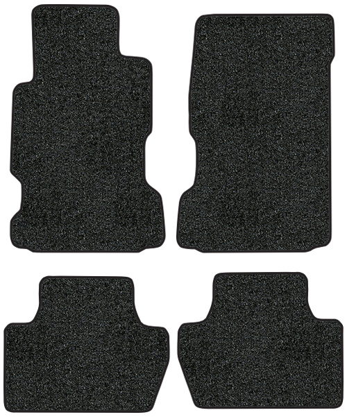 1991-1995 Acura Legend Floor Mats - 4pc - Cutpile