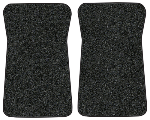 1970-1973 Fits Nissan/Datsun 240Z Floor Mats - 2pc - Loop