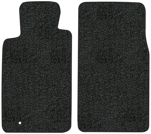 2002-2005 Ford Thunderbird Floor Mats - 2pc Front - Cutpile