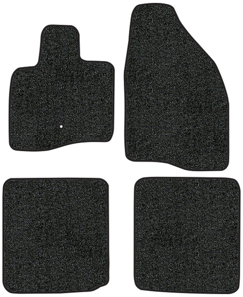 2005-2007 Ford Five Hundred Floor Mats - 4pc - Cutpile