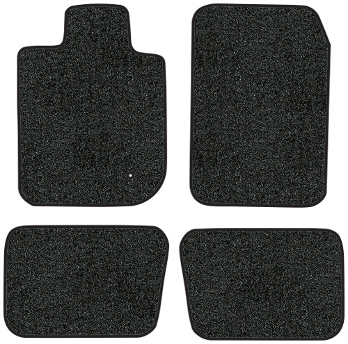 2002-2010 Ford Explorer Floor Mats - 4pc - Cutpile | Fits: 4DR