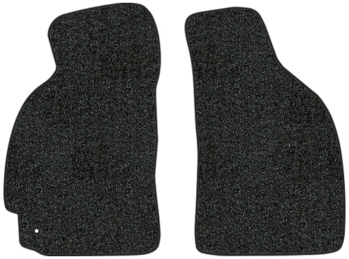 1991-1995 Toyota MR2 Floor Mats - 2pc - Cutpile