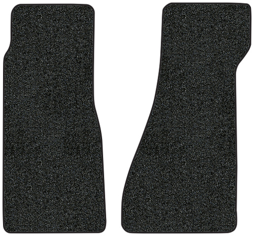 1968 Austin Healey Sprite Floor Mats - 2pc - Cutpile