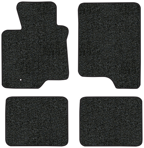 Ford F  Floor Mats Pc Cutpile Fits