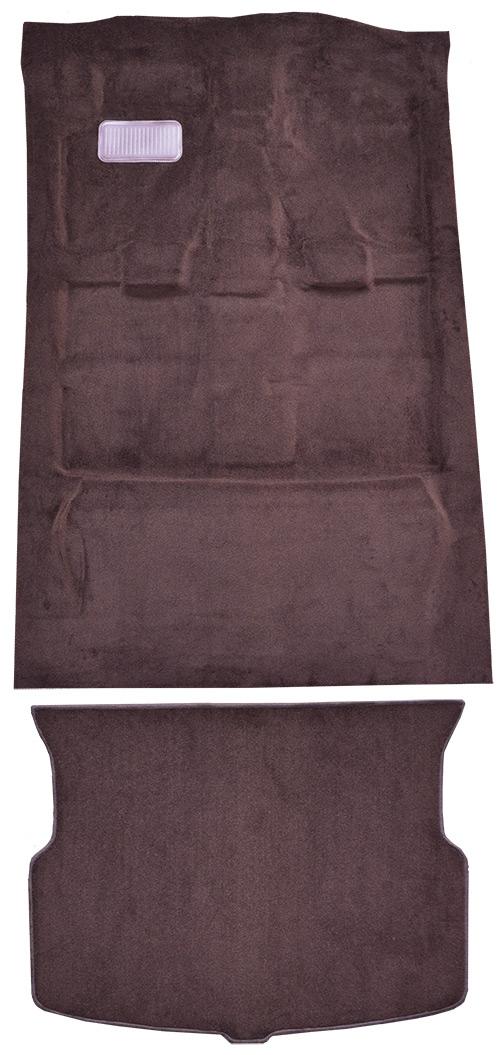 2008-2012 Ford Escape Carpet Replacement - Cutpile - Complete   Fits: 4DR, Complete