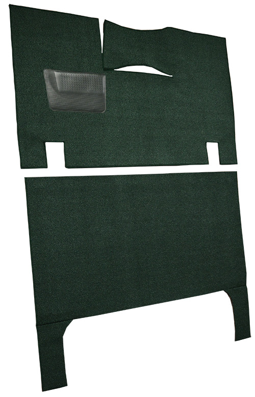 1957-1958 DeSoto Fireflite Carpet Replacement - Loop - Complete | Fits: 4DR, Sedan, Bench Seat