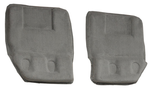 2007 2010 Chevy Tahoe Seat Mount Cover Carpet Replacement