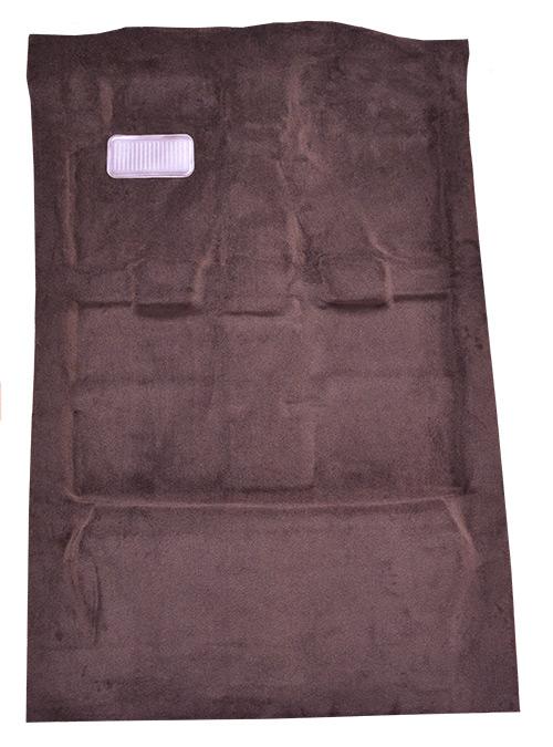 2008-2012 Ford Escape Carpet Replacement - Cutpile - Passenger Area   Fits: 4DR