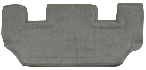 2011-2014 Cadillac Escalade Seat Mount Cover Carpet Replacement - Cutpile | Fits: 2nd Row Seat Mount Cover