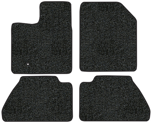 2007 2010 Lincoln Mkx Floor Mats 4pc Cutpile Factory
