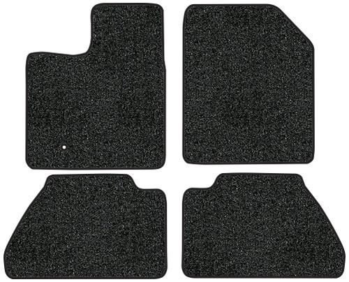 Ford Edge Floor Mats Pc Cutpile