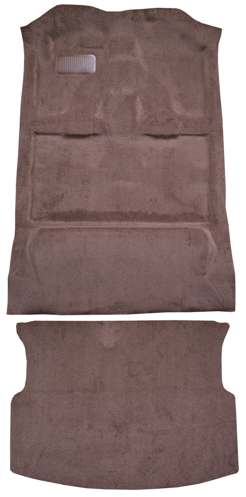2001-2007 Ford Escape Carpet Replacement - Cutpile - Complete | Fits: 4DR, Complete