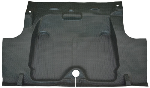 1968 Chevy Camaro Trunk Mat - TM Vinyl