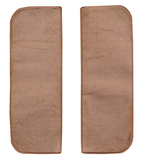 1960-1966 Chevy K10 Pickup Door Panel Replacement Carpet - Loop | Fits: Inserts without Cardboard