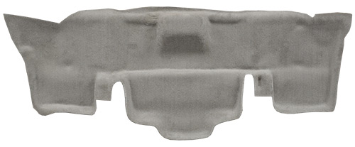 2001-2004 Corvette C5 Tail Light Panel Relacement Carpet - Truvette | Fits: Convertible, Tail Light Panel Cover