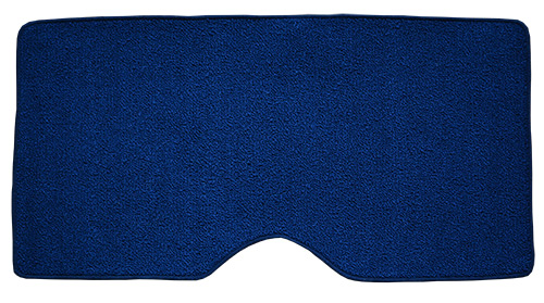 1968-1969 Chevy Camaro Rear Fold Down Seat Carpet Replacement - Loop