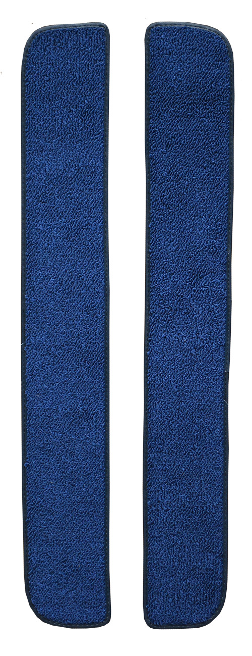 1965-1972 Ford F-100 Door Panel Replacement Carpet - Loop | Fits: Inserts with Cardboard