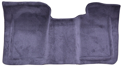 1988-1998 Chevy C2500 Cab Mat - Cutpile   Fits: without Floor Shifter