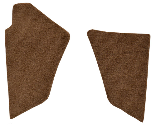 1992-1998 Chevy K2500 Suburban Kick Panel Carpet Replacement - Cutpile | Fits: Inserts without Cardboard