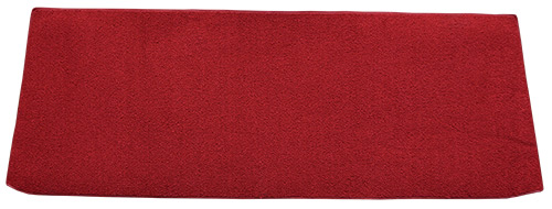 1959 Chevy 3C 3400 Rear Cab Wall Carpet Replacement - Loop | Fits: Rear Cab