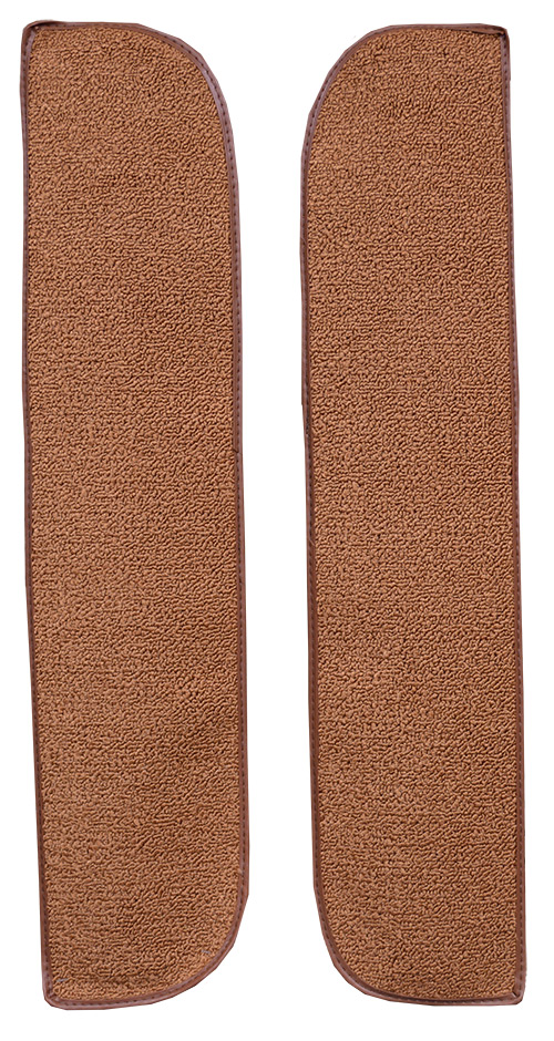 1967-1972 Chevy K10 Pickup Door Panel Replacement Carpet - Loop | Fits: Inserts without Cardboard