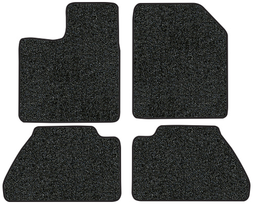 2011-2014 Ford Edge Floor Mats - 4pc - Cutpile