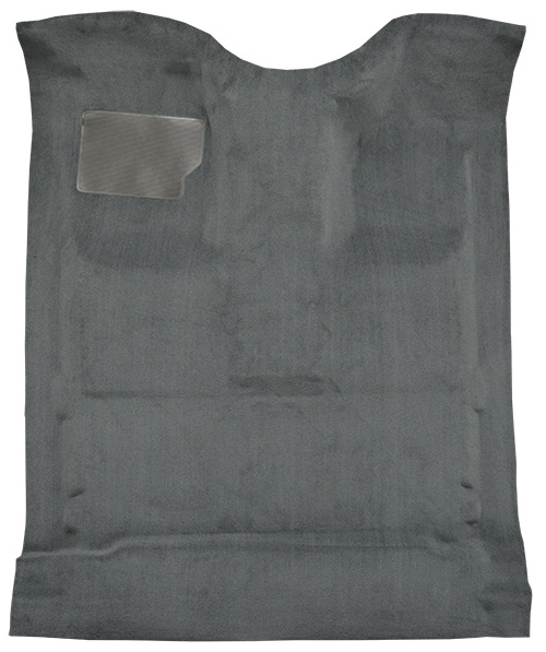 1999-2007 Ford F-250 Super Duty Carpet Replacement - Cutpile - Complete | Fits: Super Cab, Manual, Floor Shift, 4 Door Extended Cab