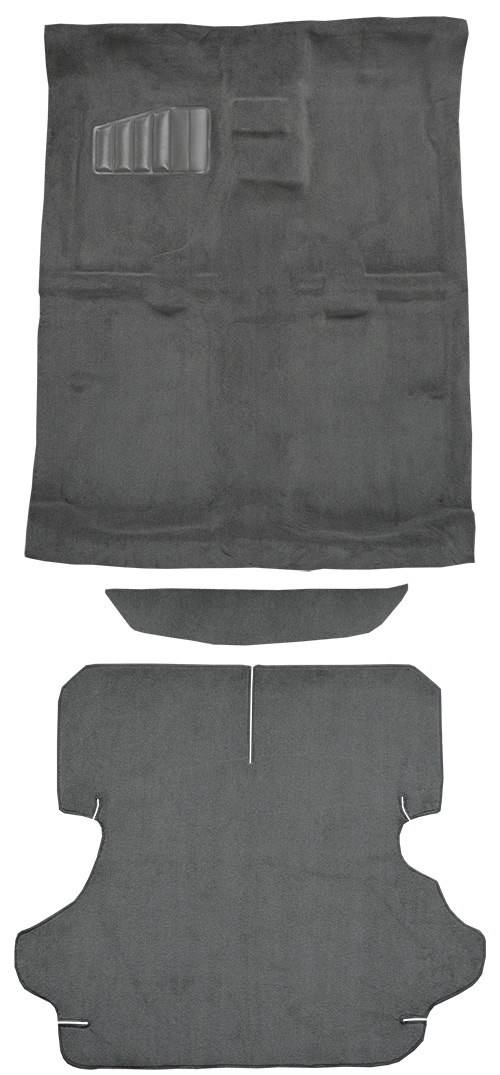 1997-2001 Honda CR-V Carpet Replacement - Cutpile - Complete | Fits: Complete