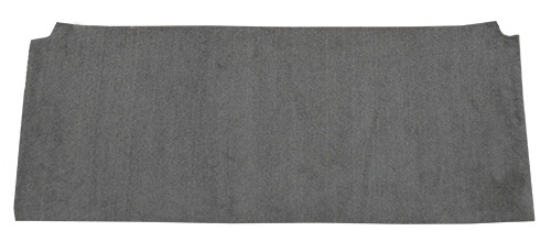 1987-1997 Ford F-350 Rear Cab Wall Carpet - Cutpile | Fits: Crew Cab