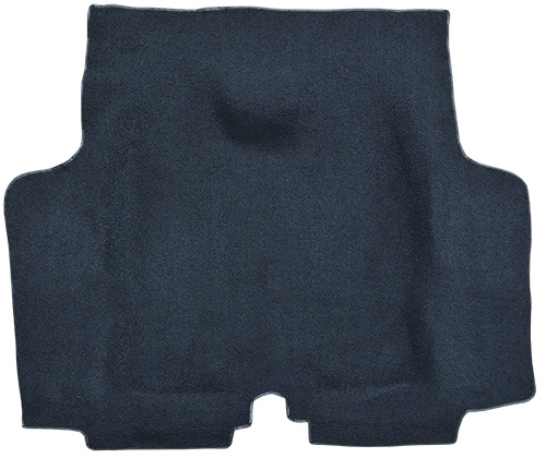 1971-1973 Chevy Nova Trunk Carpet - Molded - Loop | Fits: 2DR, 4DR, Molded