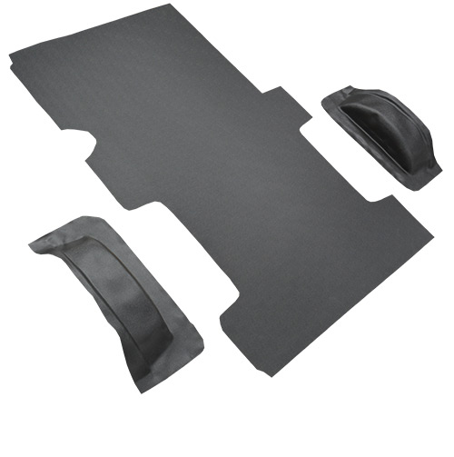 2003-2014 Ford E-150 Carpet Replacement - Cargo Area - Vinyl | Fits: Reg Van, Gas or Diesel