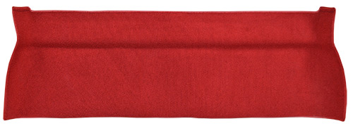 1975-1986 Chevrolet C30 Rear Cab Wall Carpet Replacement - Cutpile | Fits: Reg Cab