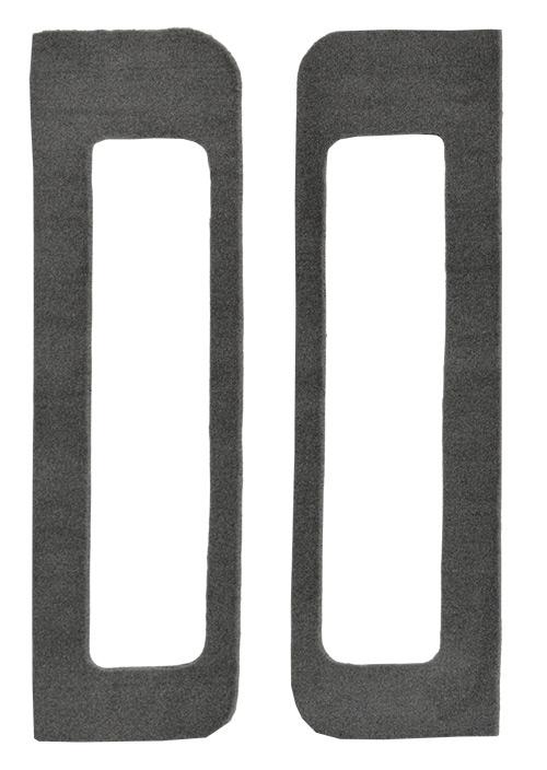1987-1989 Dodge W100 Door Panel Replacement Carpet - Cutpile