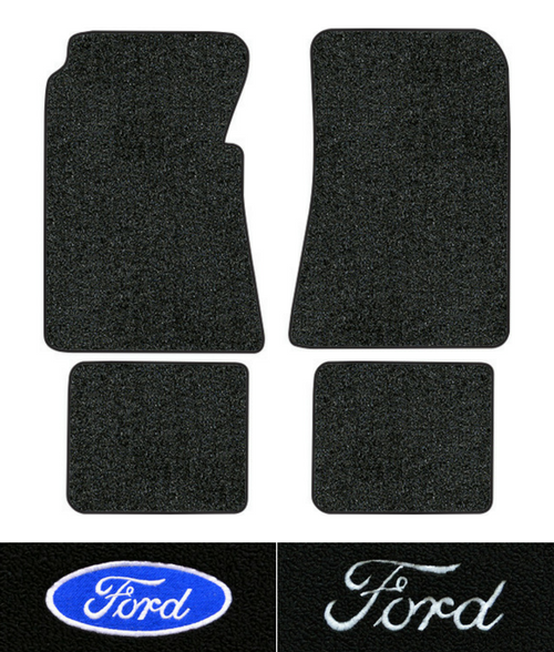 Ford Country Squire Floor Mats Factory Oem Parts