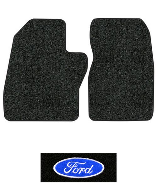 1988-1997 Ford F-350 Floor Mats - 2pc - Cutpile