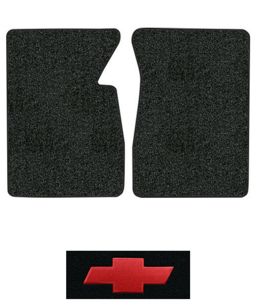 1967-1970 Chevy K10 Pickup Floor Mats - 2pc - Loop