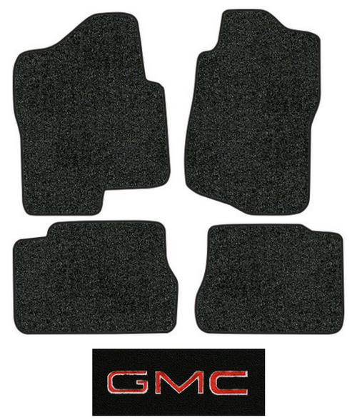 2010 2013 Gmc Yukon Xl 2500 Floor Mats 4pc Cutpile
