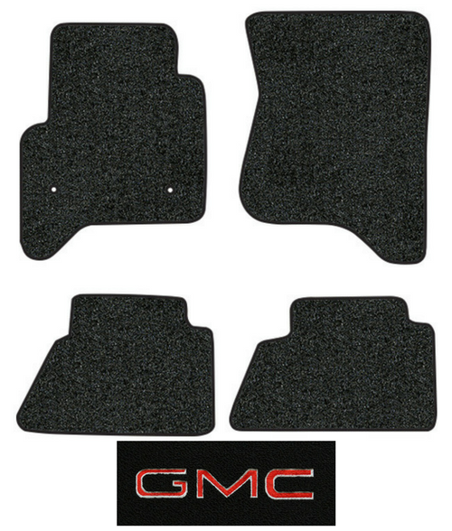floor front weather mats ebony gmc p sierra interior all premium