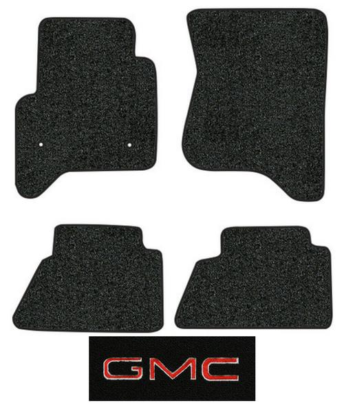 2015-2018 GMC Sierra 3500 HD Floor Mats
