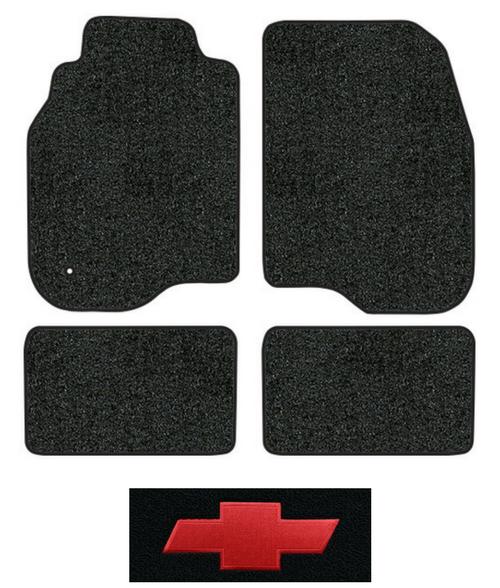 2004 2007 Chevy Malibu Maxx Ls Floor Mats 4pc Cutpile
