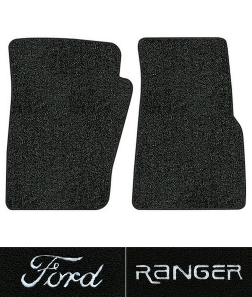 Ford Ranger Floor Mats Factory Interiors