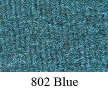 1979-1986 GMC K2500 Rear Cab Wall Carpet Replacement - Cutpile | Fits: Reg Cab