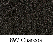 1987 GMC V2500 Rear Cab Wall Carpet Replacement - Cutpile | Fits: Reg Cab