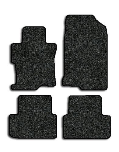 2008 2012 honda accord 4 pc set factory fit floor mats coupe factory oem parts. Black Bedroom Furniture Sets. Home Design Ideas
