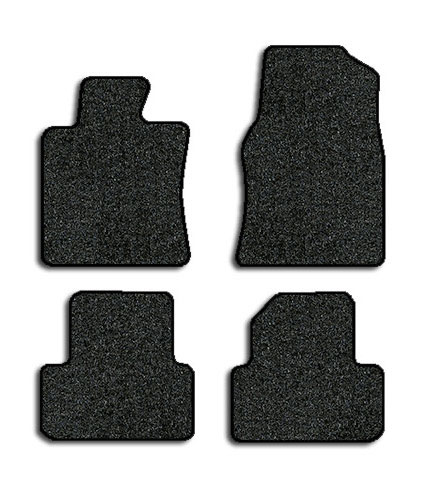 2009 2014 Acura Tl 4 Pc Set Factory Fit Floor Mats