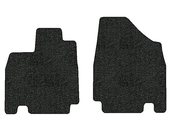 2011 2016 honda odyssey 2 pc front factory fit floor mats ebay. Black Bedroom Furniture Sets. Home Design Ideas